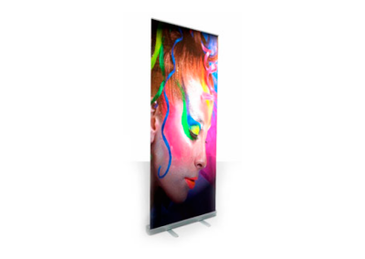 Display Tipo Roll Screen - Modelo 6